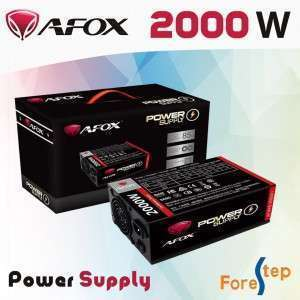 بورسبلاي POWER SUPPLY AFOX 2000W