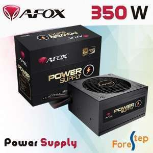 بورسبلاي POWER SUPPLY AFOX 350W