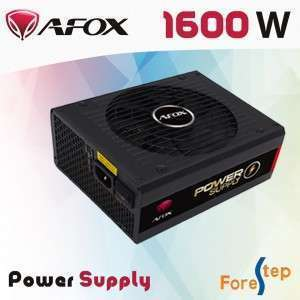 بورسبلاي POWER SUPPLY AFOX 1600W